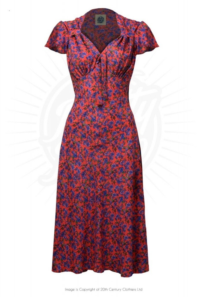 pretty-40s-tea-dress-redditsy