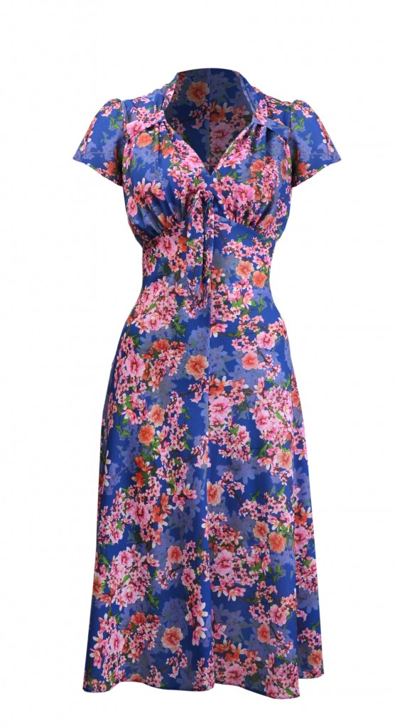 1940-teadress-bluefloral